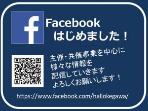 facebookチラシ